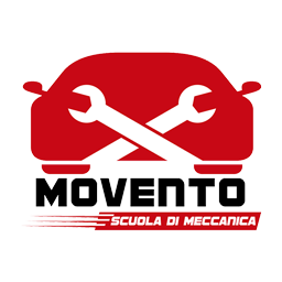 Movento Scuola di Meccanica Logo Sardegna auto meccanico