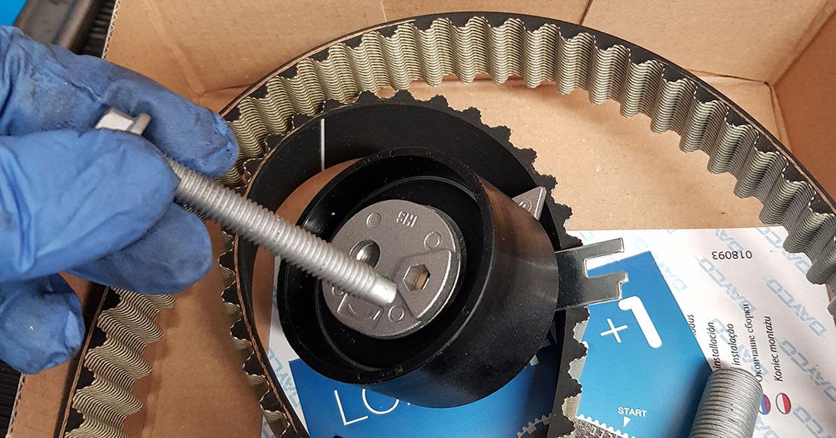 La distribuzione del motore: procedura completa