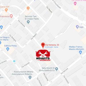 Sede-Iglesias-scuola-meccanico-corso-movento-mappa dove si trova come arrivare
