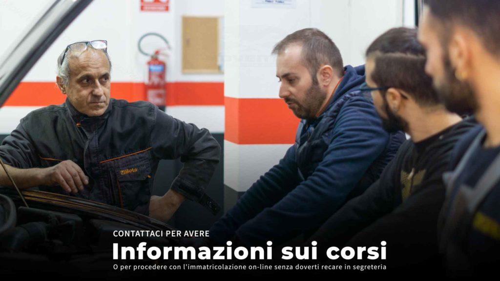 informazioni movento validità corso qualifica info iscrizione