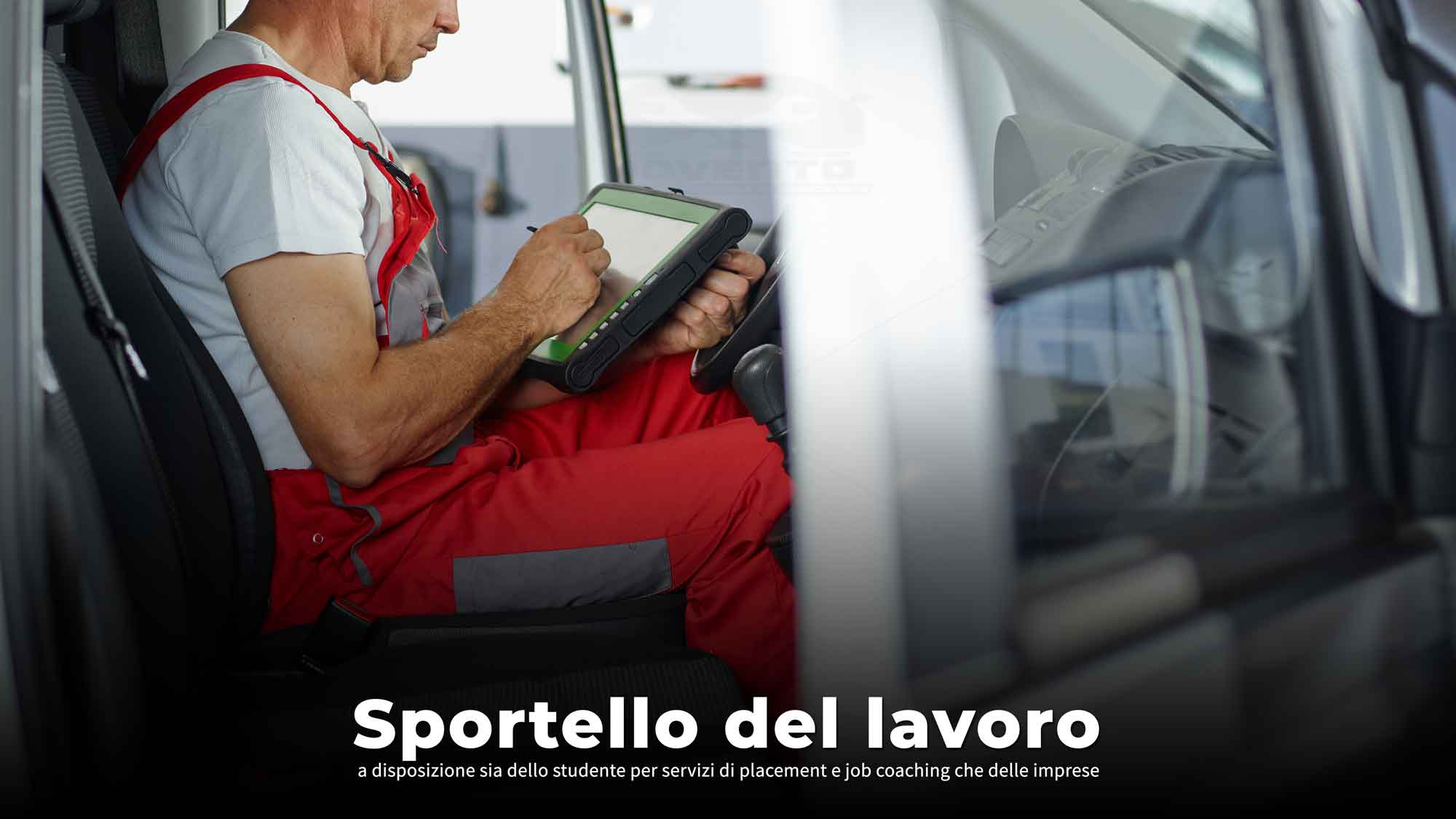 Sportello del lavoro, placement e job coaching