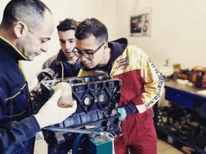 """Percorso formativo """"Meccanico autoriparatore"""" CG1 - 2019"""