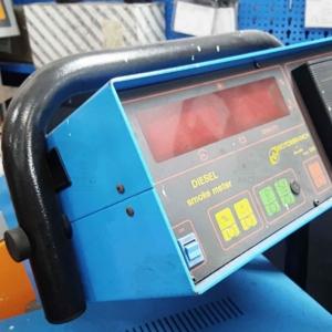 diesel smoke meter analizzatore tester istituto professionale movento sassari