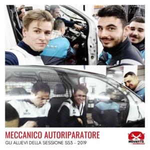 CORSO PROFESSIONALE MECCANICO-SASSARI-SS3-2019